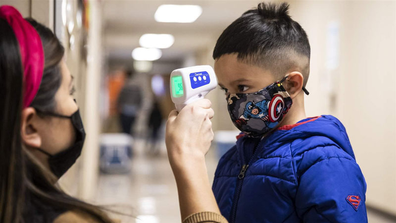 Are Infrared Thermometers Harmful to Kids