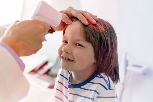 Are Infrared Thermometers Safe For Kids