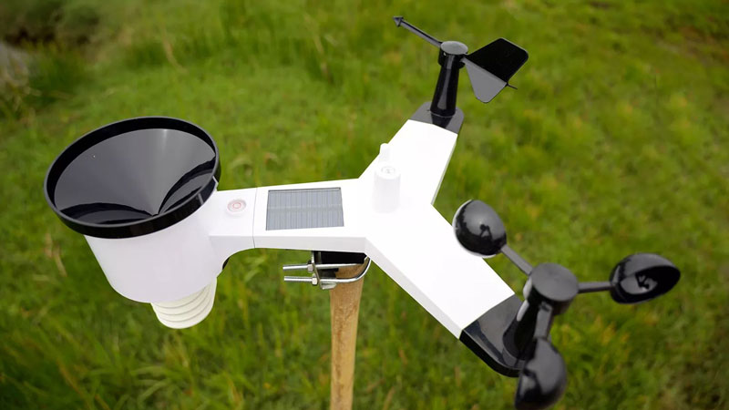 A Complete Guide of Personal Weather Station