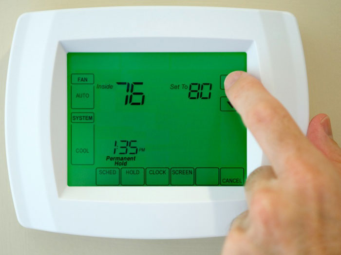 Digital Programmable Thermostat Troubleshooting