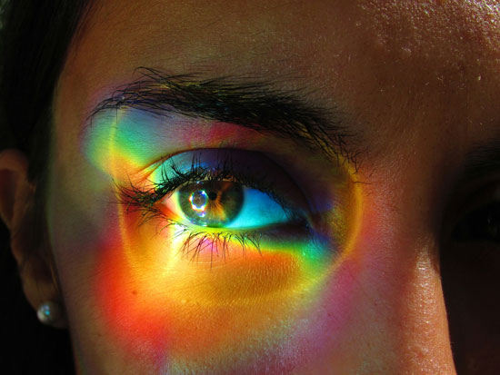 Effects of Infrared Lights on the Eyes