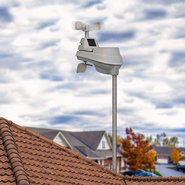Maintenance Guidelines of a Personal Weather Station