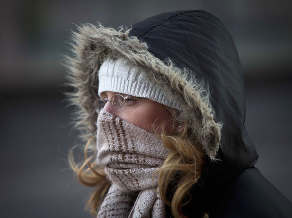 Clothing for Freezing Temperature