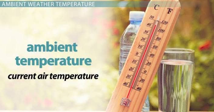 What Is Ambient Temperature