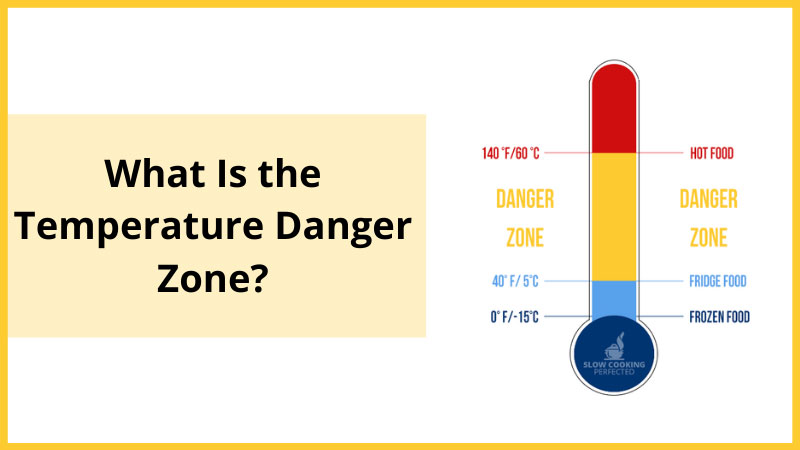 What Is the Temperature Danger Zone