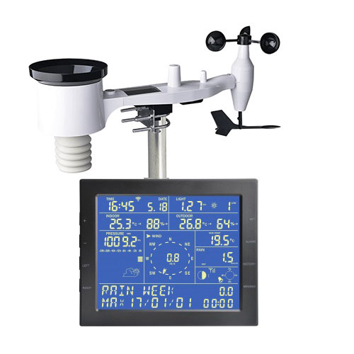 What Is a Weather Station
